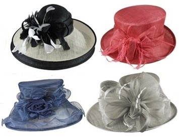 Fascinators 4 Weddings deliver a wide range of Fascinators and accessories